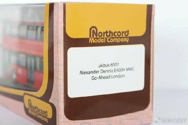 Northcord UKBUS6501 Dennis Enviro 400 MMC Bus Go Ahead London 14 MIMB